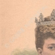 DETAILS 01 | Portrait of Queen consort of the United Kingdom (1844-1925)