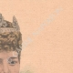 DETAILS 03 | Portrait of Queen consort of the United Kingdom (1844-1925)