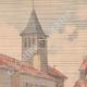 DÉTAILS 03 | Un garçon arrête un cheval emballé à Auboué - France - 1901