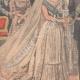 DÉTAILS 02 | Mariage de Wilhelmine, reine des Pays-Bas et Henri de Mecklembourg-Schwerin - 1901