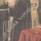 DÉTAILS 04 | Mariage de Wilhelmine, reine des Pays-Bas et Henri de Mecklembourg-Schwerin - 1901