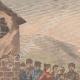 DÉTAILS 01 | Enfants sauvés de la noyade par deux soldats près de Dijon - France - 1901