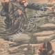 DÉTAILS 05 | Enfants sauvés de la noyade par deux soldats près de Dijon - France - 1901