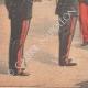 DETAILS 05   The flag of the Ecole Polytechnique - Paris - 1901