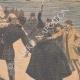 DÉTAILS 04 | Chasse aux ours dans les rues de Clichy-la-Garenne - Ile de France - 1901