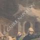 DÉTAILS 01 | Expédition de Chine - Incendie du Palais de l'Impératrice - Pékin - 1901