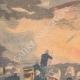 DÉTAILS 03 | Expédition de Chine - Incendie du Palais de l'Impératrice - Pékin - 1901