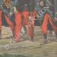 DETAILS 06 | Military parade at Hippodrome de Vincennes - Paris - 1901