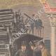 DETAILS 04   History of Printing - Gutenberg - Marinoni - Rotary press