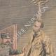 DÉTAILS 03 | Suicide de Gaetano Bresci au pénitentier de Santo Stefano - Italie - 1901