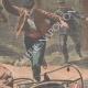 DETAILS 04 | Cyclists attacked in the Bois de Vincennes - Paris - 1901