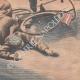 DETAILS 06 | Cyclists attacked in the Bois de Vincennes - Paris - 1901