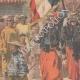 DÉTAILS 02   Expédition de Chine - Les Zouaves rapatriés quittent Tien-Tsin - Chine - 1901