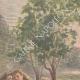 DÉTAILS 01 | Une fillette sauve son amie de la noyade - Port-à-l'Anglais - Ile de France - 1901