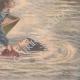 DÉTAILS 06 | Une fillette sauve son amie de la noyade - Port-à-l'Anglais - Ile de France - 1901