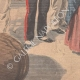 DETAILS 05 | Solidarity in the barracks of Versailles - Île-de-France - 1901