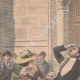 DETAILS 01 | A man attacks the married man with vitriol at Limoges - 1901