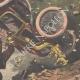 DÉTAILS 04 | Une automobile tombée dans la Seine près du Bois de Boulogne - Ile de France - 1901