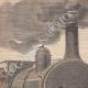 DÉTAILS 01   Accident au passage à niveau de Bérenx - Pyrénées-Atlantiques - France - 1901