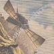 DETAILS 03 | Airship crash of Santos Dumont over Paris - 1901