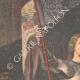 DETAILS 01 | Joan of Arc at the Coronation of Charles VII - Painting - Ingres (1854)
