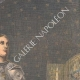 DETAILS 03 | Joan of Arc at the Coronation of Charles VII - Painting - Ingres (1854)