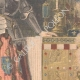 DETAILS 04 | Joan of Arc at the Coronation of Charles VII - Painting - Ingres (1854)