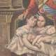 DÉTAILS 02 | Portrait de la famille impériale de Russie - 1901