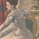 DÉTAILS 04 | Portrait de la famille impériale de Russie - 1901