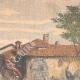 DÉTAILS 02   Adolphe Yvon - 1863 - Peinture française - La Bataille de Magenta - Musée de Compiègne