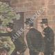 DÉTAILS 04 | Braconnage - Le gibier est caché dans une charrette de choux - Paris - 1901