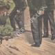 DÉTAILS 06 | Braconnage - Le gibier est caché dans une charrette de choux - Paris - 1901