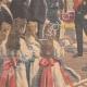 DÉTAILS 02 | Arrivée du tsar Nicolas II de Russie à Dunkerque - France - 1901