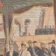 DÉTAILS 03 | Arrivée du tsar Nicolas II de Russie à Dunkerque - France - 1901