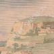 DÉTAILS 03   Nicolas II assiste aux exercices des Cosaques à Livadia - Crimée - 1901