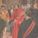 DETAILS 04   Nicholas II of Russia in the cathedral of Reims - France - 1901