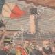 DÉTAILS 01 | De retour de Chine, le général Voyron retrouve sa famille à Marseille - France - 1901