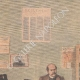 DÉTAILS 01 | Un homme vole une montre et tente de l'avaler - Vincennes - Ile de France - 1901