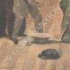 DÉTAILS 05 | Un homme vole une montre et tente de l'avaler - Vincennes - Ile de France - 1901