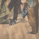 DÉTAILS 06 | Un homme vole une montre et tente de l'avaler - Vincennes - Ile de France - 1901