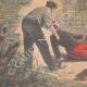 DÉTAILS 05 | Le colonel de Savignac et sa famille tombent dans un ravin - Haute-Vienne - 1901