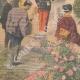 DÉTAILS 05   Monument à la mémoire des victimes du Caravane, inauguré au Japon - Kobe - 1901