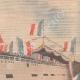 DÉTAILS 03 | Le croiseur-cuirassé Léon Gambetta - France - 1901