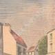 DÉTAILS 03 | Un garçon arrête un cheval emballé à Choisy-le-Roi - Ile de France - 1901