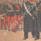 DETAILS 02   Presentation of Madagascar and China flags to the Invalides - Paris - 1901