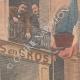 DETAILS 03 | A thief jumps through the window of the police station - Quartier du Mail - Paris - 1901
