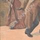 DETAILS 05 | A thief jumps through the window of the police station - Quartier du Mail - Paris - 1901