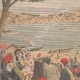 DÉTAILS 02   Conflit franco-turc - La Marine française à Mytilène - île de Lesbos - Grèce - 1901
