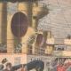 DÉTAILS 01   Explosion à bord du navire anglais Royal-Sovereign - Méditerranée - 1901