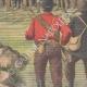 DÉTAILS 04 | Guerre du Transvaal - Reddition de soldats anglais - 1901